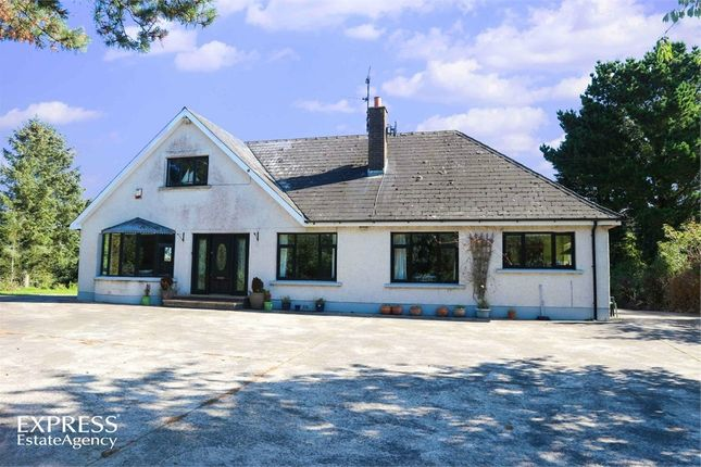 Thumbnail Detached bungalow for sale in Ballywalter Road, Greyabbey, Newtownards, County Down