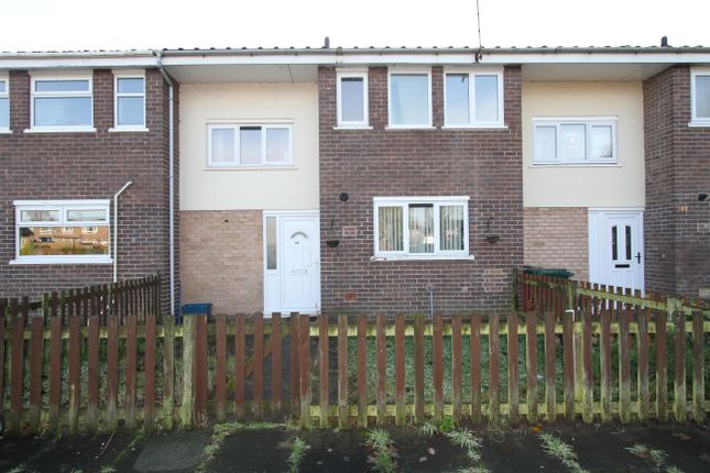 Thumbnail Terraced house to rent in Wyndham Road, Chester, Cheshire