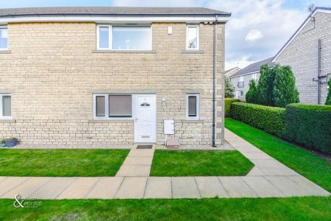 Thumbnail Flat to rent in 21 Meadowbank Mews, Nelson, Lancashire