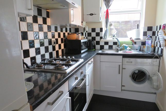 Thumbnail Terraced house for sale in Gorse Close, Crawley