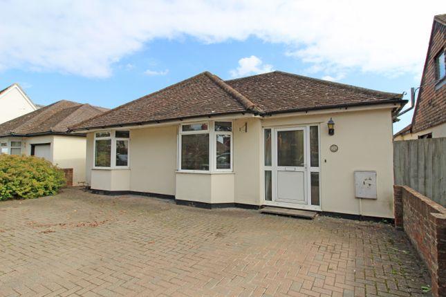 Thumbnail Detached bungalow for sale in Steventon Road, Drayton, Oxfordshire