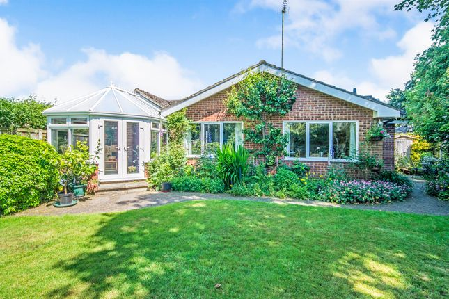 Thumbnail Detached bungalow for sale in Bulwer Road, Buxton, Norwich