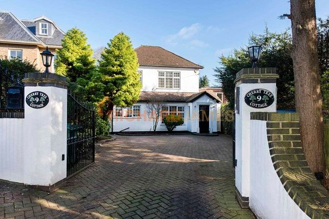 Thumbnail Detached house for sale in Cherry Tree Cottage, Hendon Wood Lane, Mill Hill