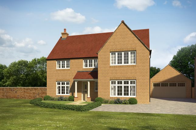 Thumbnail Detached house for sale in Bloxham Vale, Bloxham Road, Banbury