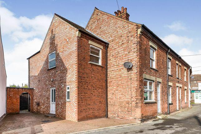 Thumbnail Semi-detached house for sale in Marshland Street, Terrington St. Clement, King's Lynn