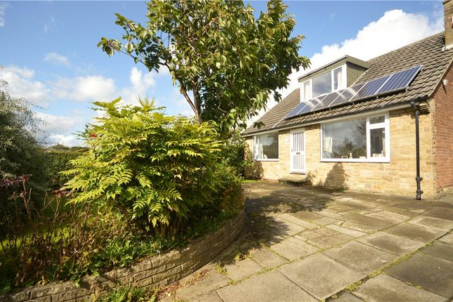 Thumbnail Detached bungalow to rent in Shaw Lane Gardens, Guiseley, Leeds, West Yorkshire