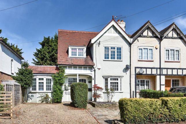 Thumbnail Semi-detached house for sale in Hazelwood, Perivale Lane, Ealing Borders