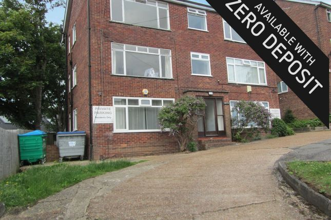 Thumbnail Flat to rent in Romsey Road, Shirley, Southampton