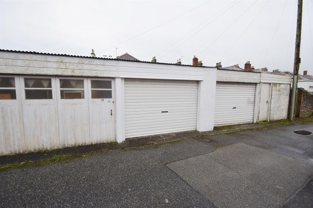 Garage of Florence Terrace, Falmouth TR11