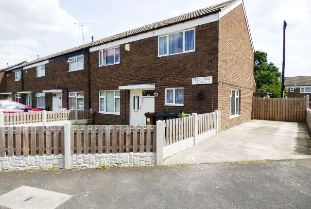 Thumbnail Town house for sale in Rossefield Place, Bramley, Leeds