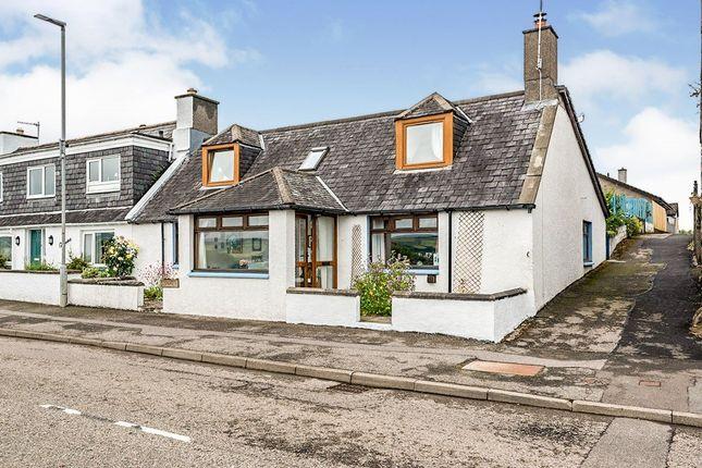 Thumbnail Semi-detached house for sale in Saltburn, Invergordon, Highland