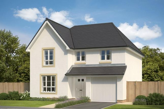 """Thumbnail 4 bedroom detached house for sale in """"Cullen"""" at Oldmeldrum Road, Inverurie"""