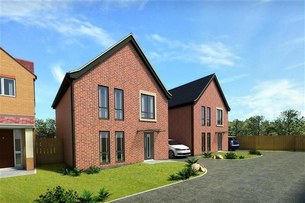 Thumbnail Detached house for sale in Ruston Drive, Royston, Barnsley