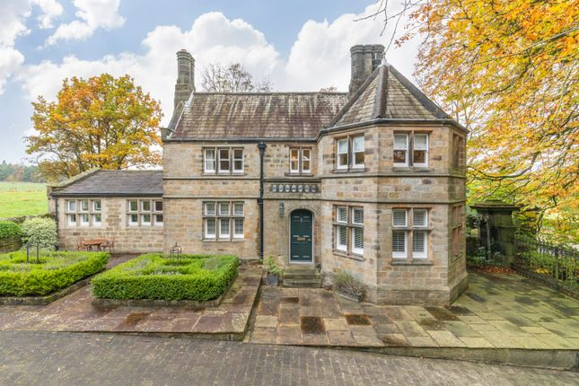 Thumbnail Detached house for sale in Moor Park, Beckwithshaw, Harrogate