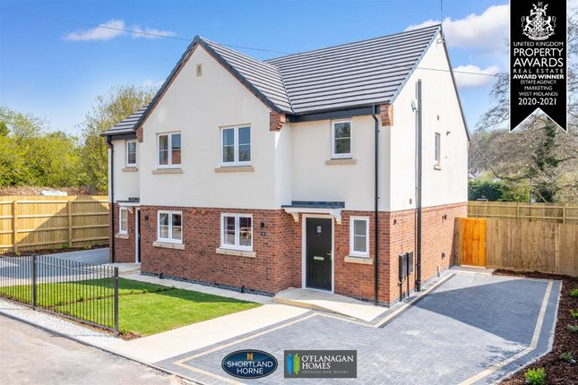 Thumbnail Semi-detached house for sale in Conway Avenue, Tile Hill, Coventry