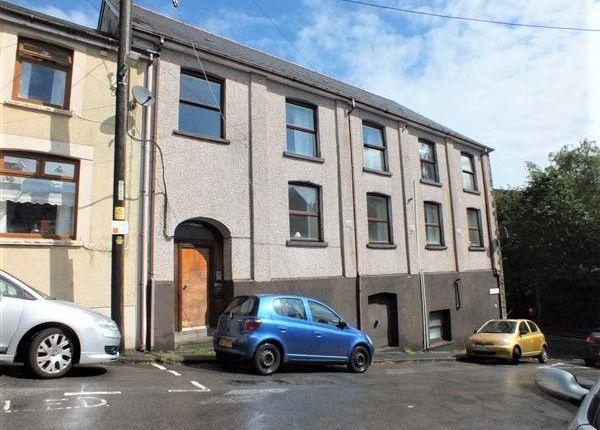 Thumbnail Flat for sale in Flat, Brynteg House, Oxford Street, Abertillery