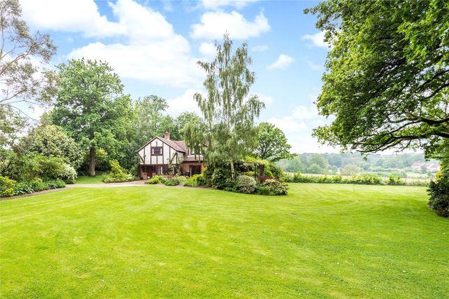 Thumbnail Detached house for sale in Cryals Road, Matfield, Tonbridge, Kent