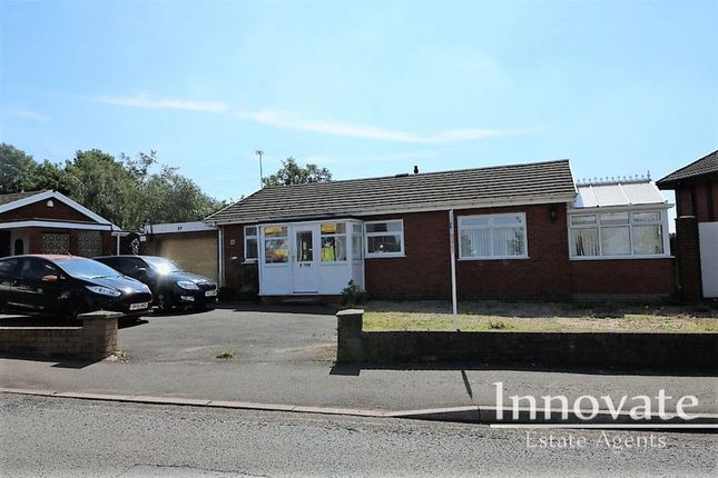 Thumbnail Detached bungalow for sale in Gorsty Hill Road, Rowley Regis