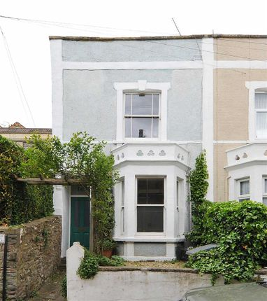 Thumbnail Terraced house for sale in Lower Cheltenham Place, Montpelier, Bristol