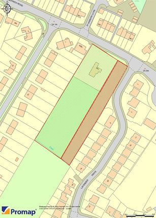 Thumbnail Land for sale in Middlewich Road, Rudheath, Northwich