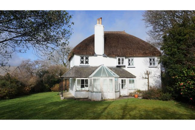 Thumbnail Detached house for sale in Church Road, Saltash