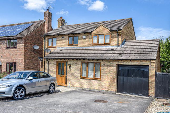 Thumbnail Detached house for sale in Scholars Acre, Carterton, Oxfordshire