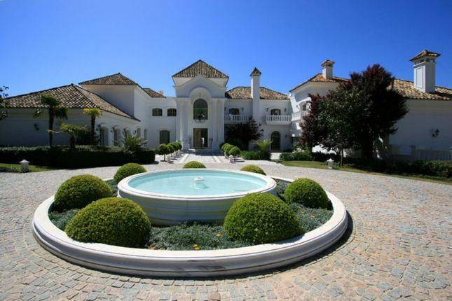 Thumbnail Villa for sale in La Zagalata, Costa Del Sol, Spain