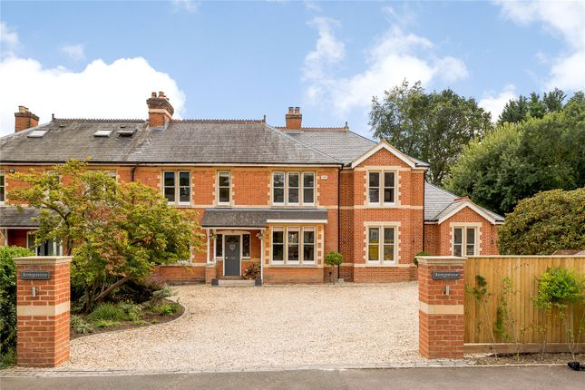 Thumbnail Semi-detached house for sale in Onslow Road, Ascot, Berkshire