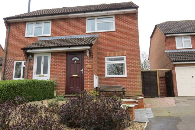 Thumbnail Semi-detached house for sale in Isles Court, Isles Road, Ramsbury, Marlborough