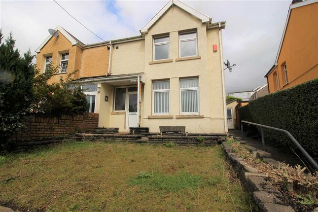 Thumbnail Semi-detached house for sale in Cambrian Avenue, Gilfach Goch, Porth