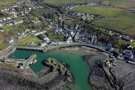 Thumbnail Terraced house for sale in Main Street, Portpatrick
