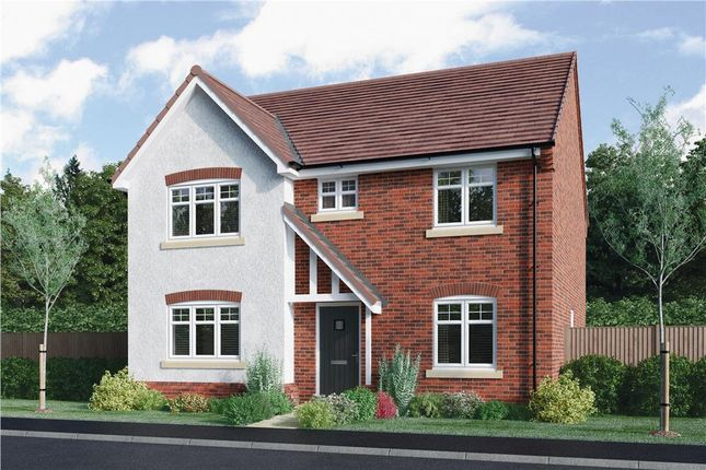 """Thumbnail Detached house for sale in """"Astwood"""" at Lowbrook Lane, Tidbury Green, Solihull"""