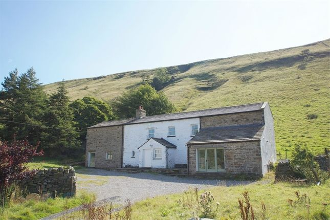 Thumbnail Detached house for sale in Rigg Sike, Mallerstang, Kirkby Stephen, Cumbria