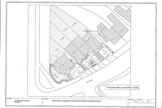 Thumbnail Land for sale in High Street, Cranford, Hounslow