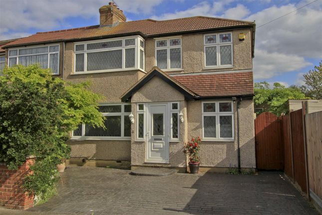Thumbnail End terrace house for sale in Oakleigh Road, Hillingdon
