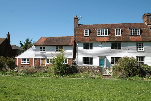 Thumbnail Semi-detached house for sale in The Green, Matfield, Tonbridge