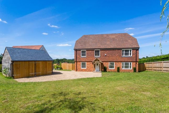 Thumbnail Detached house for sale in Shepherds Hill, Colemans Hatch, Hartfield