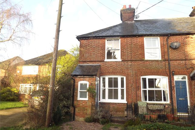 End terrace house to rent in Daisy Cottages, Church Path, Lane End, High Wycombe