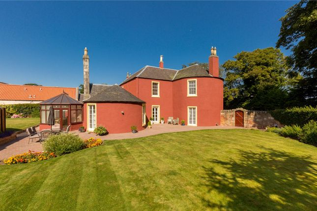 Thumbnail Detached house for sale in Stoneyhill Farmhouse, Stoneyhill Farm Road, Musselburgh, East Lothian