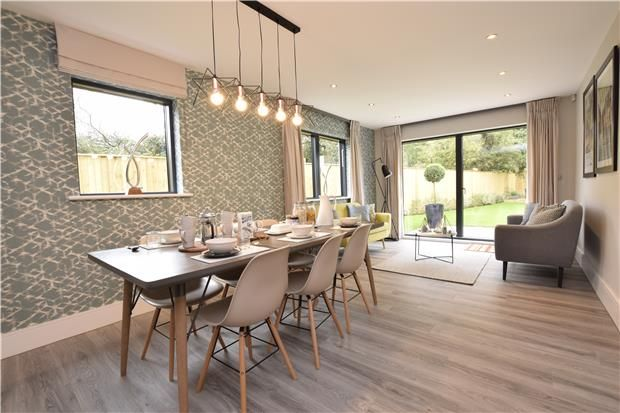 Thumbnail Detached house for sale in Players Close, Hambrook, Bristol