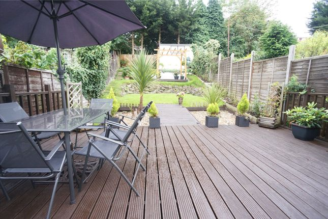 Decking of Darnley Road, Strood, Kent ME2