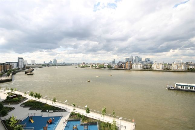Thumbnail Flat for sale in Canary View, New Capital Quay, 23 Dowells Street, Greenwich