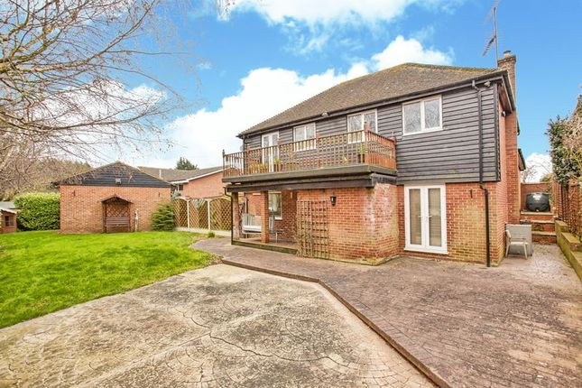 Thumbnail Detached house for sale in Broadley Common, Nr Nazeing, Essex