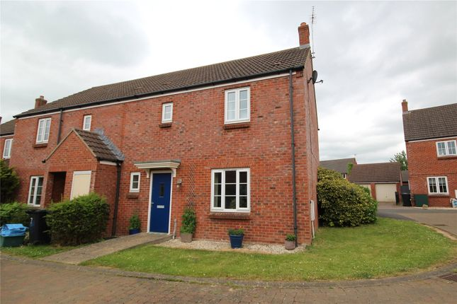3 bed end terrace house for sale in O'connor Close, Staunton, Gloucester GL19