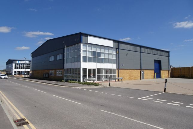 Thumbnail Industrial to let in Unit E Glenmore Business Park, Chichester