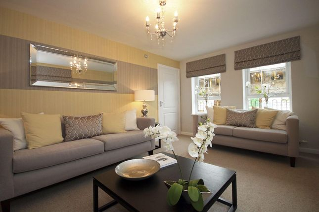 """Thumbnail Semi-detached house for sale in """"Ennerdale"""" at Lancaster Avenue, Watton, Thetford"""