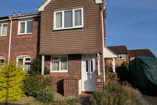 Thumbnail Flat to rent in Camelot Close, Southwater, Horsham