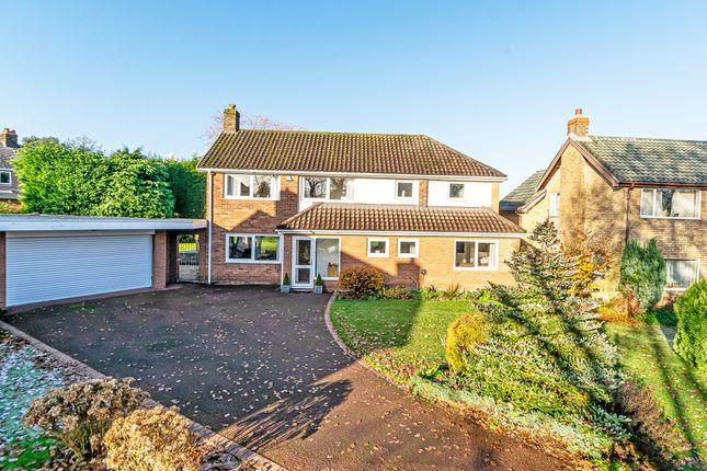 Thumbnail Detached house for sale in Pewterspear Lane, Appleton, Warrington
