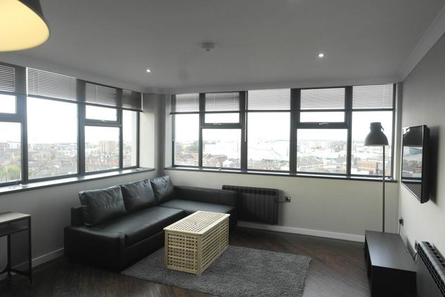 Thumbnail Flat to rent in Manor Street, Hull