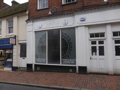 Thumbnail Retail premises to let in 59 High Street, Sittingbourne, Kent